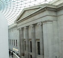 British Museum by Stephanie Fay