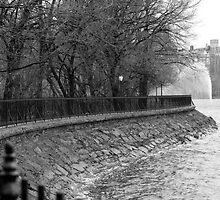 Jacqueline Kennedy Onassis Reservoir NY by cthomas888