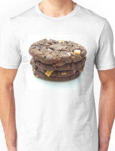 Chocolate Chip Cookies x4 Unisex T-Shirt