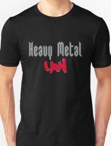 heavy metal law t-shirt T-Shirt