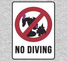 No Diving - League of Legends Kids Clothes