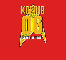 CLASS OF 1966: KOENIG Mens V-Neck T-Shirt