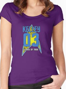 CLASS OF 1966: KELLEY Women's Fitted Scoop T-Shirt