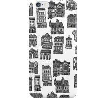 Little Edinburgh (TILED PATTERN) iPhone Case/Skin
