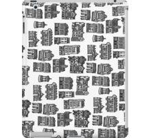 Little Edinburgh (TILED PATTERN) iPad Case/Skin