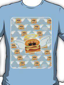 Heavenly Flying Cheeseburger T-Shirt