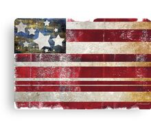Forms Of America Canvas Print