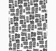 Little Edinburgh (TILED PATTERN) Unisex T-Shirt