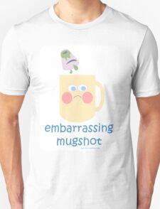 Embarrassing Mugshot T-Shirt