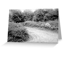 BEPTON LANE. Greeting Card