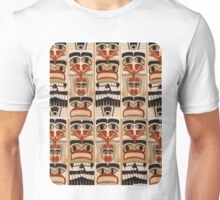 Epic Totem Pole Design  Unisex T-Shirt