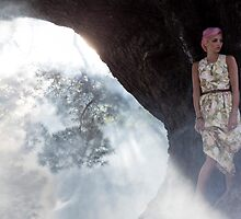 Angel of Light Photograph by ryanconduit