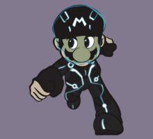 Mario Tron 2 Kids Tee