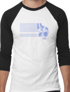 Sonic Moonwalker Men's Baseball ¾ T-Shirt