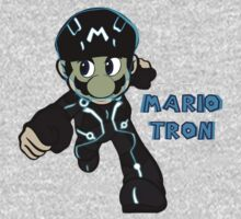 Mario Tron 1 One Piece - Long Sleeve