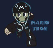 Mario Tron 1 by Rodrigo Marckezini