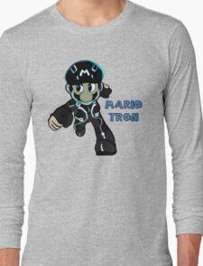 Mario Tron 1 Long Sleeve T-Shirt