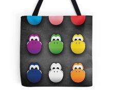 The Rainbow Of Yoshi Tote Bag