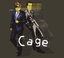 Cage by Rodrigo Marckezini