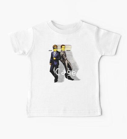 Cage Baby Tee