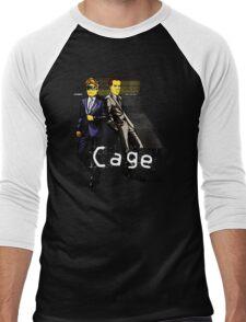 Cage Men's Baseball ¾ T-Shirt