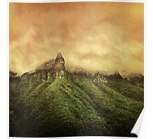Corvus Peak Poster