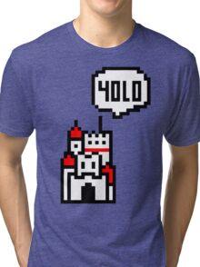 YOLO Princess Tri-blend T-Shirt