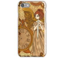 Clockwork Angel iPhone Case/Skin