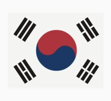 Flag of South Korea by sweetsixty