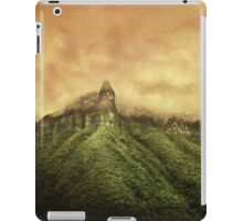Corvus Peak iPad Case/Skin