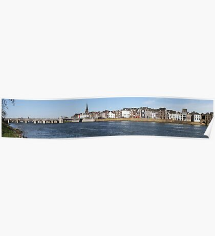Maastricht panorama Poster