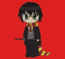 Harry Potter cute by VirtualMan