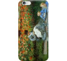 Madame Monet 3-D Redux iPhone Case/Skin
