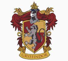 Gryffindor house by VirtualMan