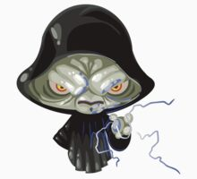 Emperor Palpatine  by vancamelot