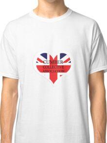 Benedict Cumberbatch Collective heart Classic T-Shirt
