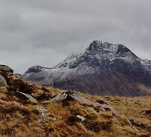 Cul Beag - Scottish Highlands by Kat Simmons