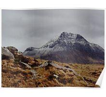Cul Beag - Scottish Highlands Poster