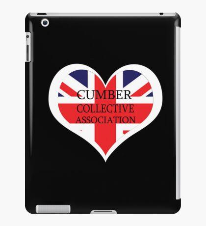 Benedict Cumberbatch Collective heart iPad Case/Skin