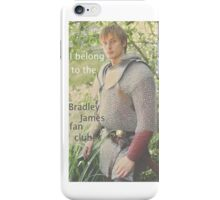 Bradley James - Merlin - Prince Arthur iPhone Case/Skin