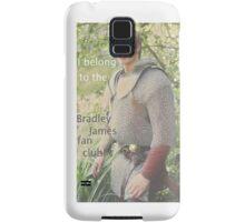 Bradley James - Merlin - Prince Arthur Samsung Galaxy Case/Skin