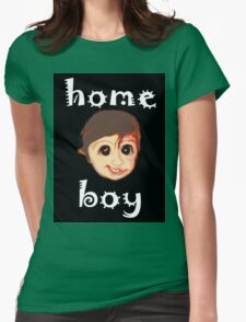 HOME BOY Womens Fitted T-Shirt