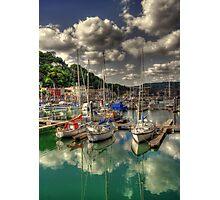 Dover Marina  Photographic Print