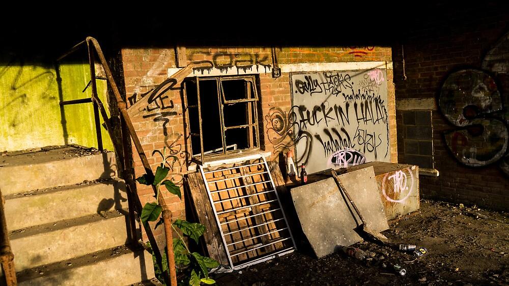 Abandoned  by MrNobody