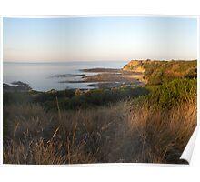 George Bass Coastal Walk Poster