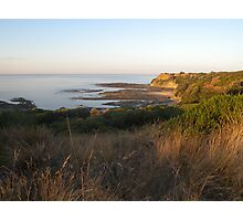 George Bass Coastal Walk Photographic Print