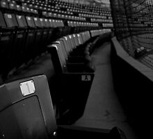 Front Row Seats by Nomar Lugo