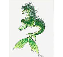 Kelpie Mystical Sea Monster Photographic Print