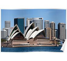 Six Shells Of Sydney Poster