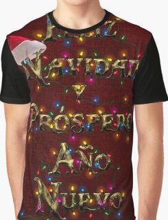 Feliz Navidad Graphic T-Shirt